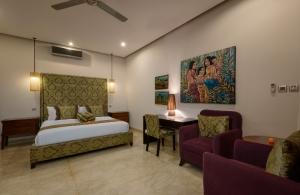 The Residence Seminyak - Villa Amman - Bedroom