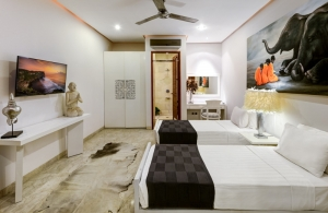 The Residence Seminyak - Villa Menari - Master bedroom two