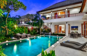 The Residence Seminyak - Villa Shanti - Swimming pool