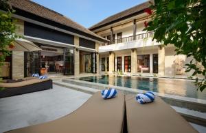 The Residence Seminyak - Villa Amman - Lounge chair