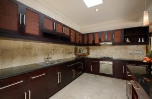 The Residence Seminyak - Villa Amman - Kitchen