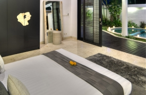 The Residence Seminyak - Villa Lanai bedroom 4