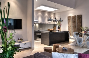 The Residence Seminyak - Villa Lanai - Living room and dining