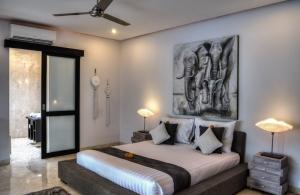 The Residence Seminyak - Villa Lanai bedroom 3