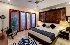 The Residence Seminyak - Villa Menari - Bedroom one