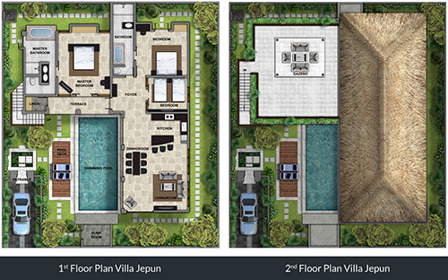 Seminyak Residence - Villa Jepun