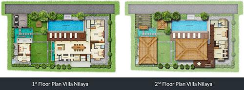 Seminyak Residence - Villa Nilaya