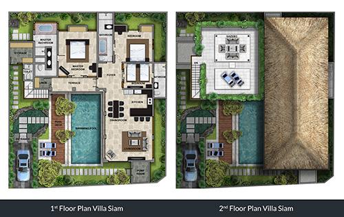Seminyak Residence - Villa Siam