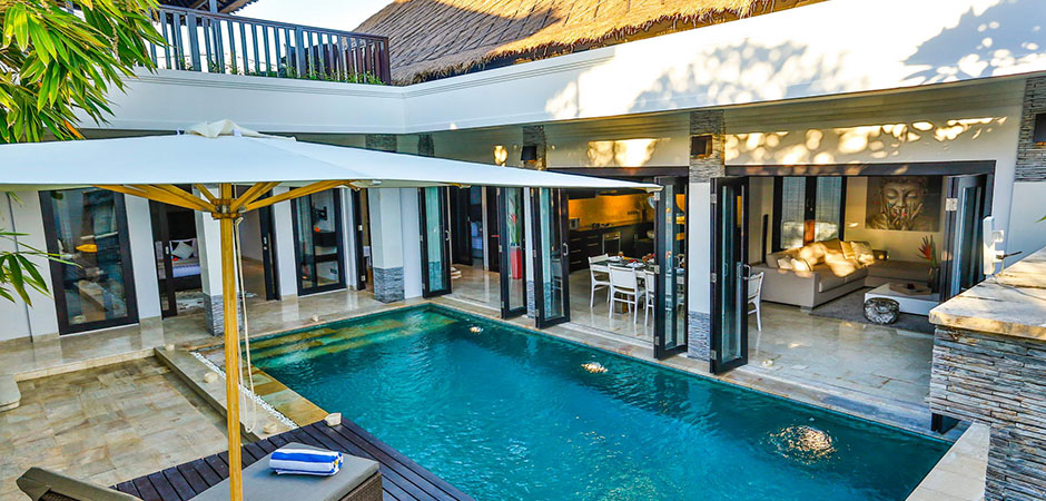 The Residence Seminyak, Villa Amala, 1&2 bedrooms villa