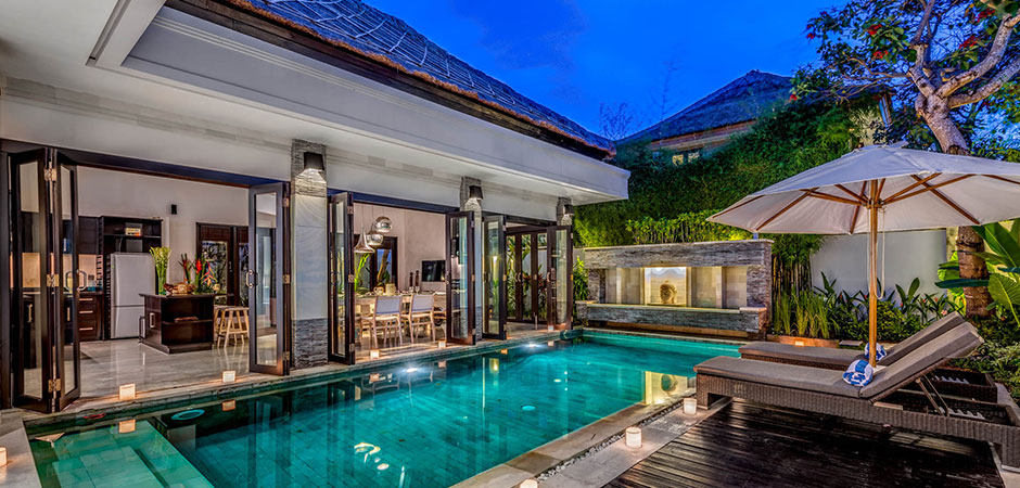 The Residence Seminyak Villas 40 To 40 Bedrooms Luxury Villas Bali Delectable 5 Bedroom Villa Seminyak Style