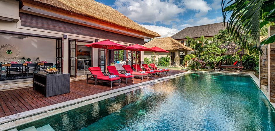 The Residence Seminyak, Villa Nilaya, 4&5 bedrooms pool villa