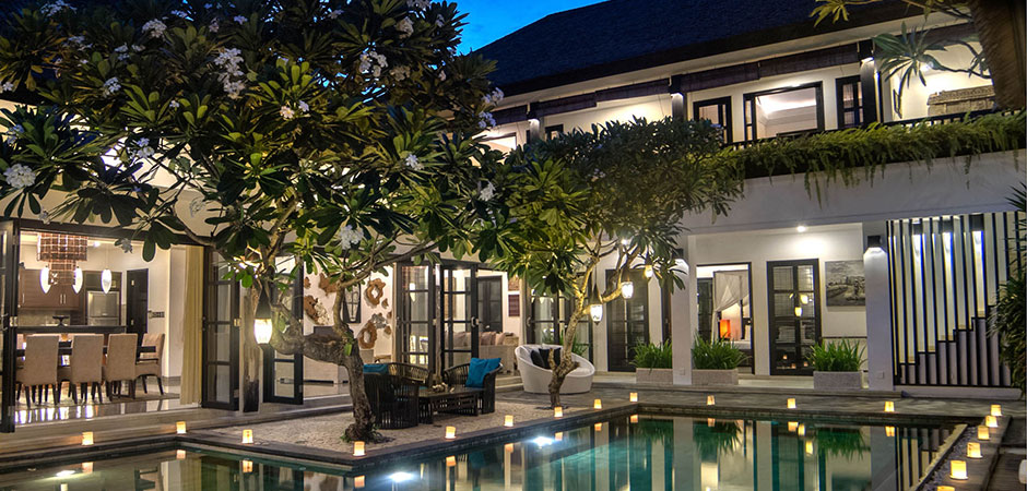 The Residence Seminyak, Villa Senang, 4 bedrooms superior pool villa