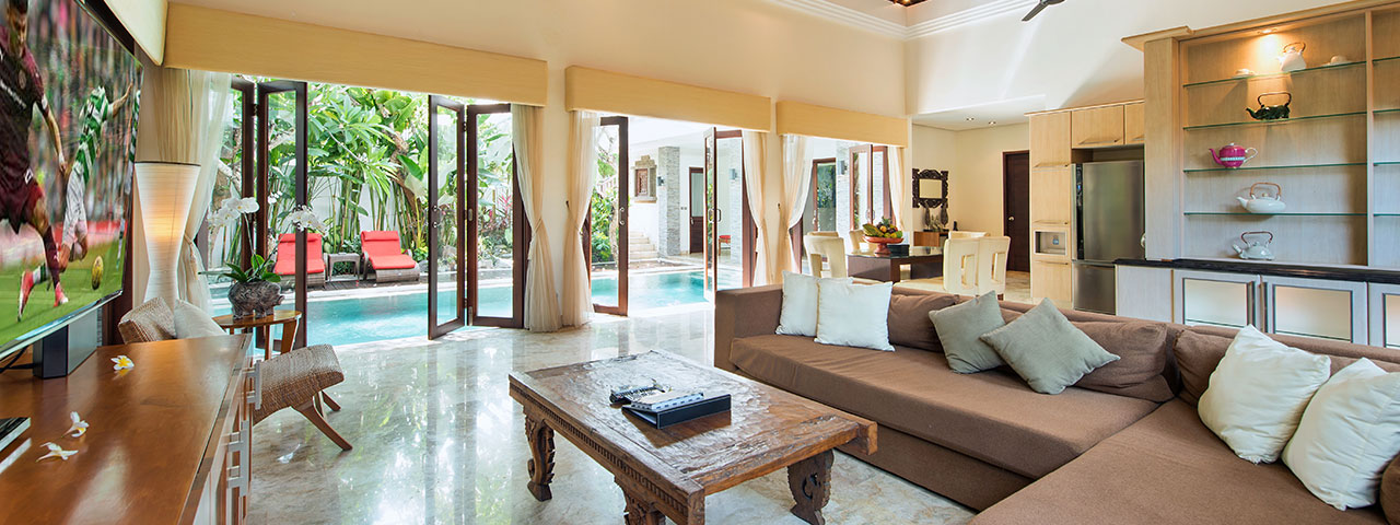 The Residence Seminyak Villas