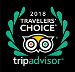 Trip Advisor Traveller Choice 2018